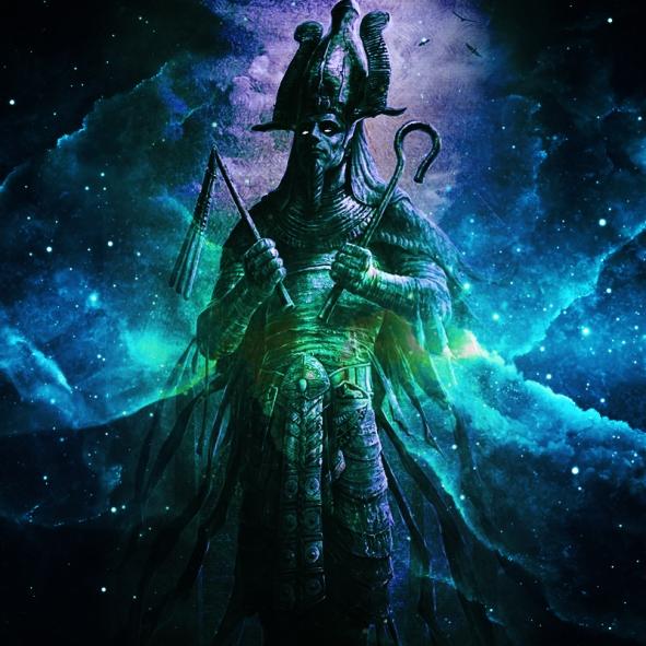 Osiris, God of the Dead